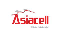 شحن رصيد اسيا سيل Asiacell
