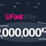 شحن محفظة فاستبي – FastPay 2,000,000 IQD